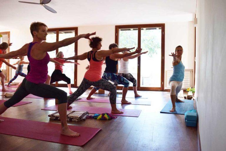 Yoga Gruppen Studio