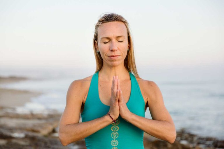 Claudia Meditation