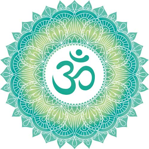 om Logo Yoga