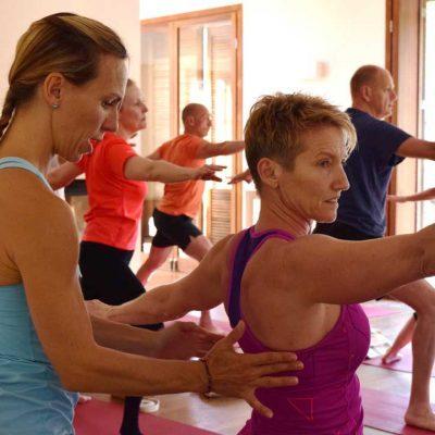 Yoga Gruppenworkshop