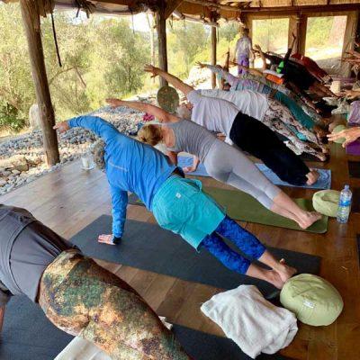 Yoga Retreat Wochenende