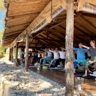 Yoga Retreat Referenz