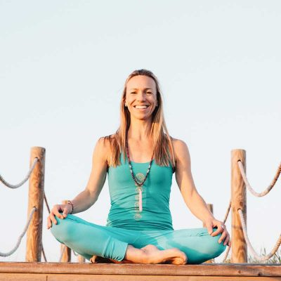Claudia Meditation Yoga